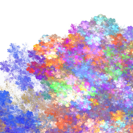 worshiping: Abstract texture for colorful banner design. Multicolored ink splashes in vector format.