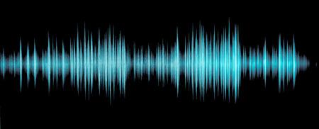 カラフルな波形、ビンテージの抽象的な背景  イラスト・ベクター素材