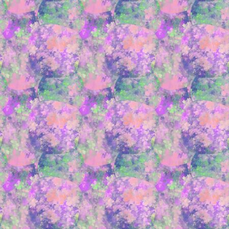 Seamless pattern. Background template for web, print, and wallpaper. Vector