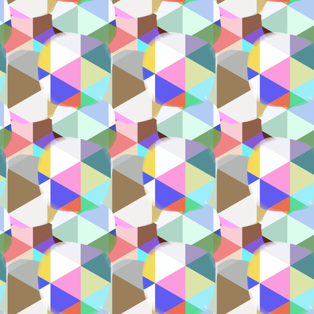 grass weave: Seamless pattern. Background template for web usage, prints and wallpaper. Illustration