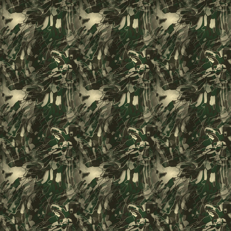 camouflage clothing: Modern camouflage pattern. Seamless background tile for military clothing prints, vehicles and game design.