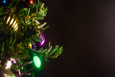 decorated tree: christmas, decorated tree background