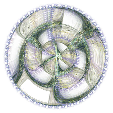 scientifical: Abstract circular pattern