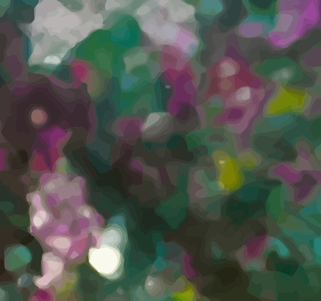 opium: Abstract flower painting. Grungy background texture for text, logo or website. Beautiful spring flowers painted with brushstrokes and digitally modified.