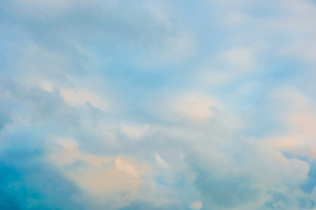 foe: vector realistic cloud texture to use as a background foe websites or other media Illustration