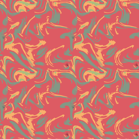 seamless pattern floral: Seamless pattern with floral palette. Bright and colorful background for textile prints, web usage and wrapping paper.