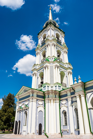repentance: Kremlin in Tula - an ancient city near Moscow, Russia