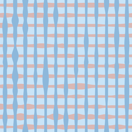 grid pattern: Colorful grid Seamless pattern.