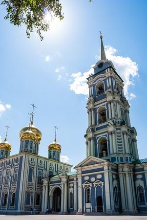 arrepentimiento: Kremlin en Tula - una ciudad antigua, cerca de Moscú, Rusia.