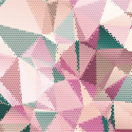 printed media: Abstract background with triangles and colorful geometric shapes. Texture pattern for covers, banners, booklets, etc. For web or printed media.