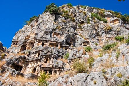 ancient city of Myra, Antalya, Turkey