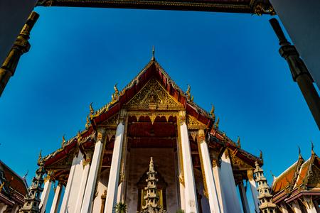 The Chapel of Wat Suthat.