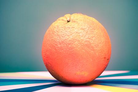 segmento: Orange fruit