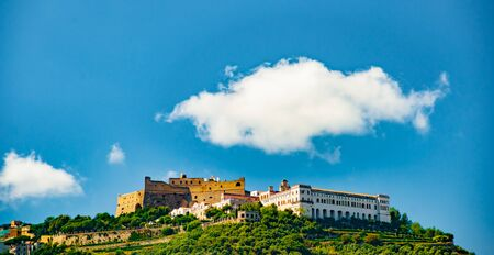 Sant-Elmo fortress, Certoza di San Martinos monastery