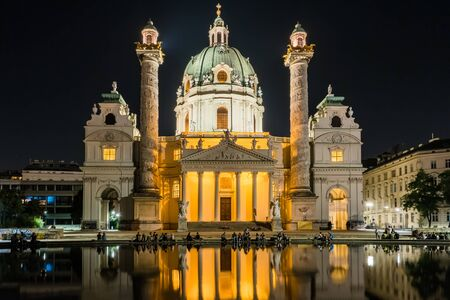 Karlskirche or St. Charless Church