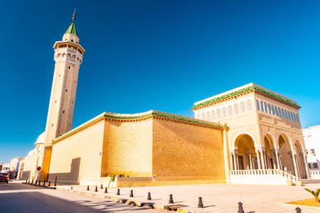 Bourguiba Mosque in Monastir Imagens