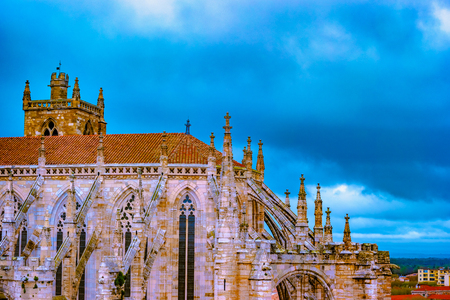 Gothic Cathedral of Narbonne, city in the south of France. Reklamní fotografie