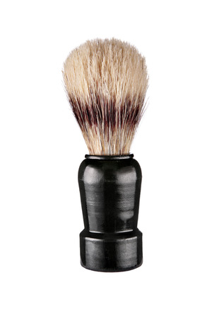 manlike: Shaving brush - studio photography of little brush