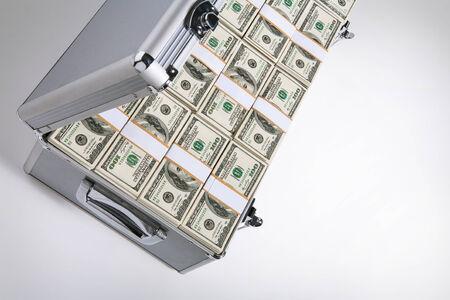 Money in the case photo