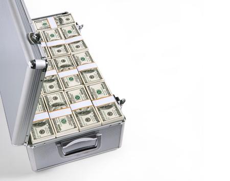 Case with money photo