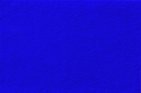 close up view: Bright blue Felt Background for design. View from above. Close up.