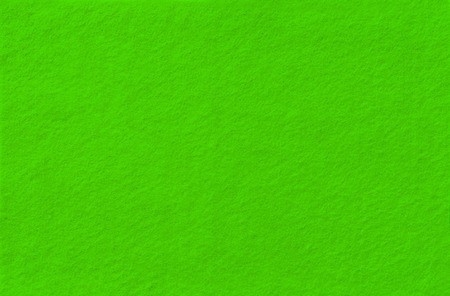 close up view: Green Felt Background for design. View from above. Close up.
