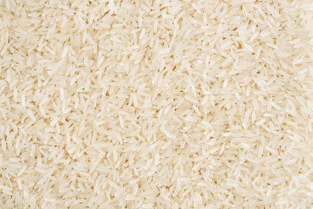 긴 parboiled 쌀의 배경입니다. 상위 뷰, 고해상도 제품입니다. 건강 식품 개념 스톡 콘텐츠