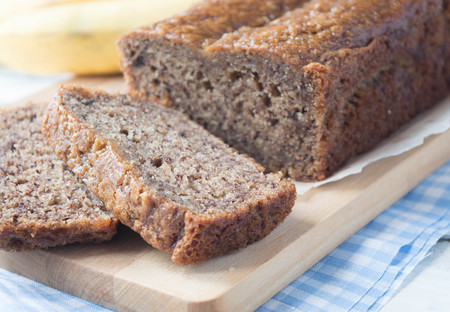 low fat: low fat banana bread