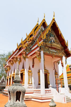 southern of thailand: Wat chang hai from southern thailand