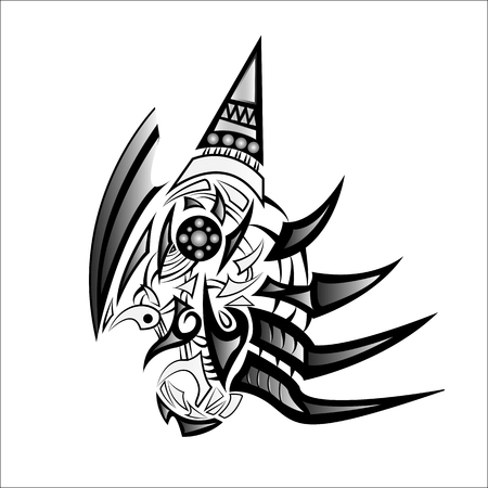 art graphics sketch tatoo design