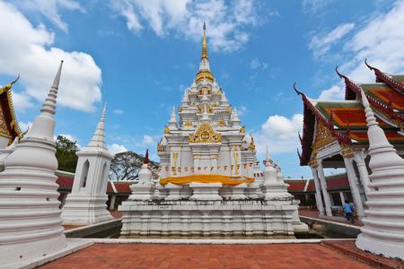 thani: Wat Phra Borommathat Chaiya