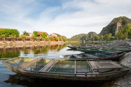tam: Cruise in nature  Ninh Bình Province Vietnam