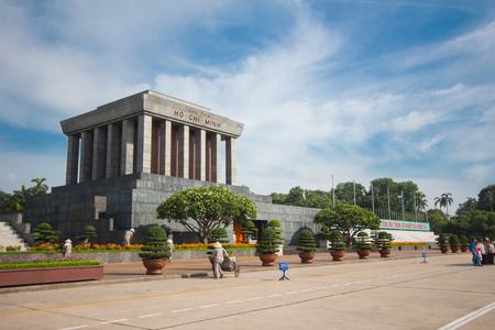 ホー ・ チ ・ ミン廟