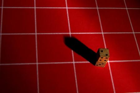 predilection: gambling dice