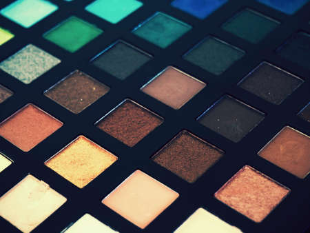 eyemakeup: make up palette