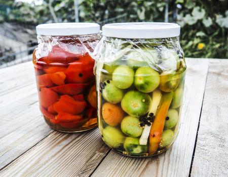 pickle: Pickle jar