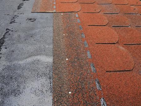 waterproofing material: Roof flat