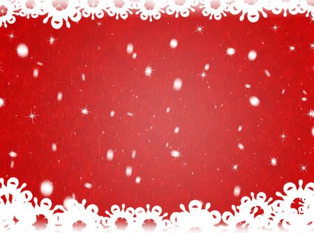 rime frost: Snow winter background. Christmas card. Winter card