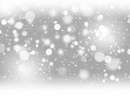 christmas winter: white snow Winter Christmas background. Winter card