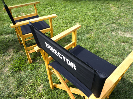 director's chair: directors chair