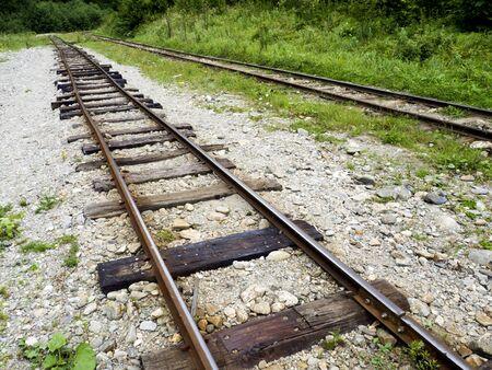 old mountain railway