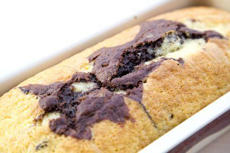 pound cake: Homemade Chocolate Marble pound Cake