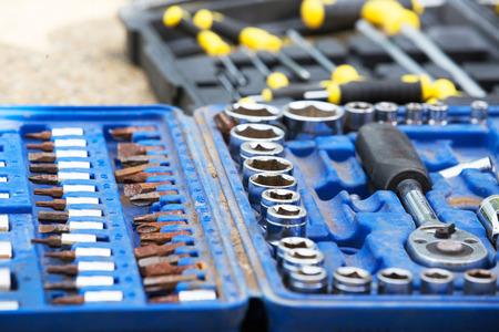 alicates: tool box