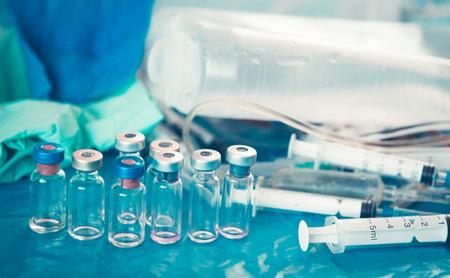 Medical waste management background