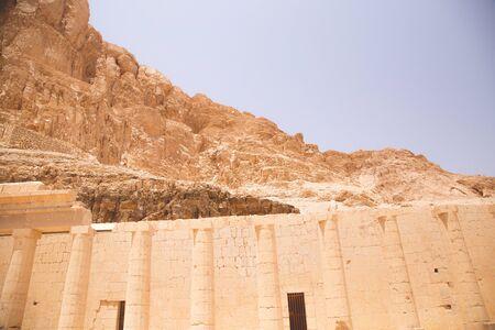 Mortuary Temple of Hatshepsut, Egypt