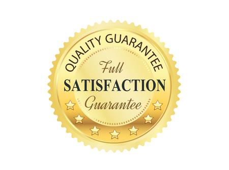 premium quality: Golden Premium Quality Badge