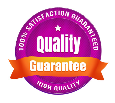 satisfaction guarantee: Satisfaction Guarantee Badge