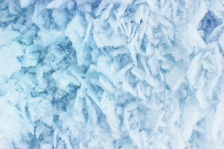 Background of blue ice meth crystal style Stock Photo