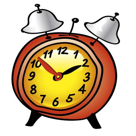get up: orologio