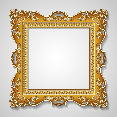 gilded: frame old ornament victorian picture